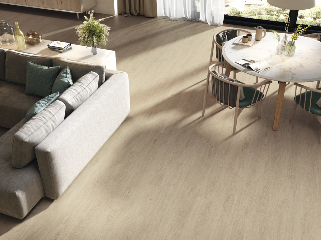 Carrelage sol aspect bois Horizon