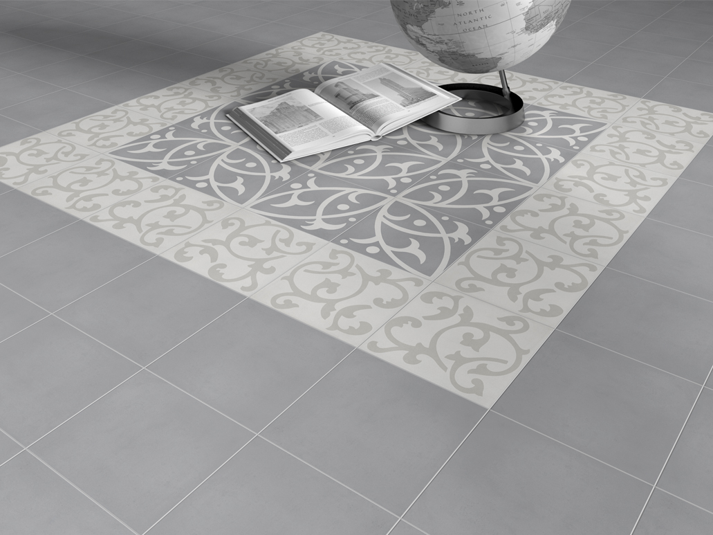 Carrelage sol carreaux de ciment