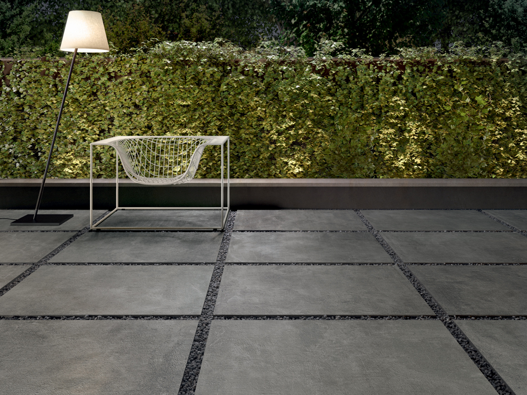 Carrelage Outdoor aspect pierre naturelle