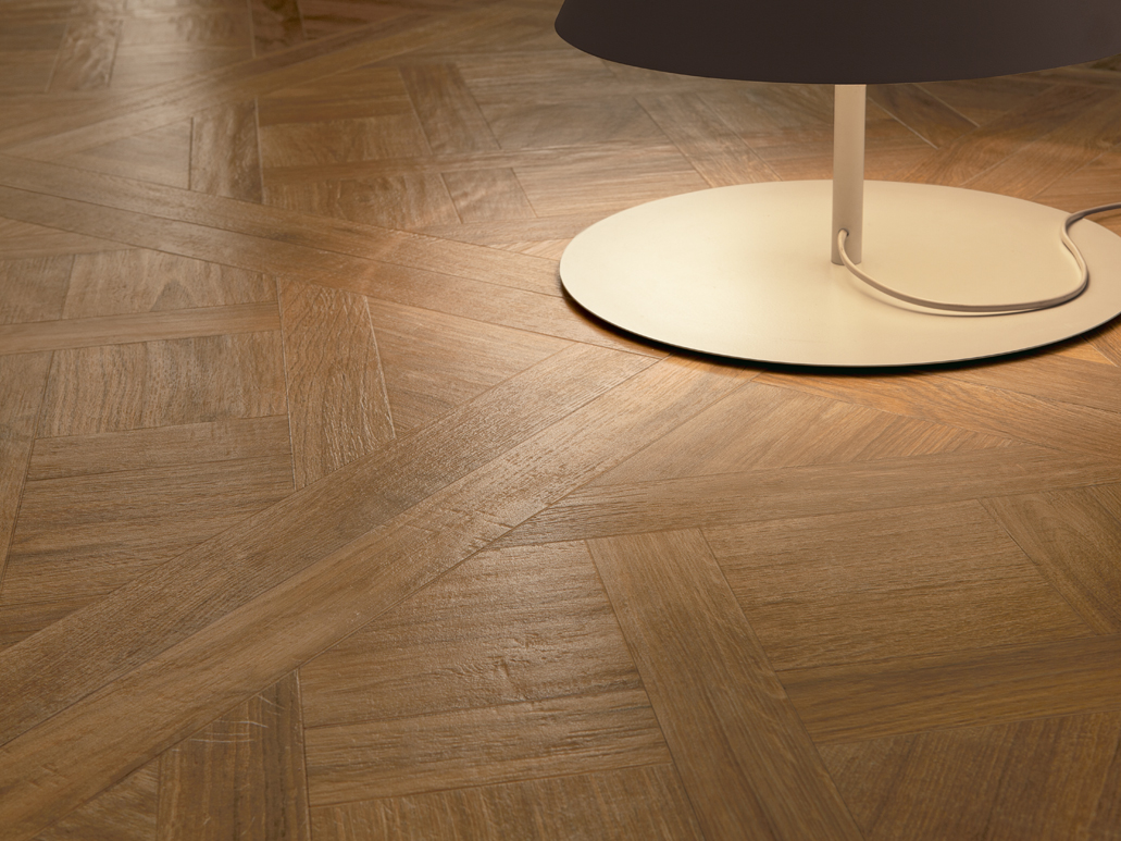 Carrelage sol aspect bois Royal