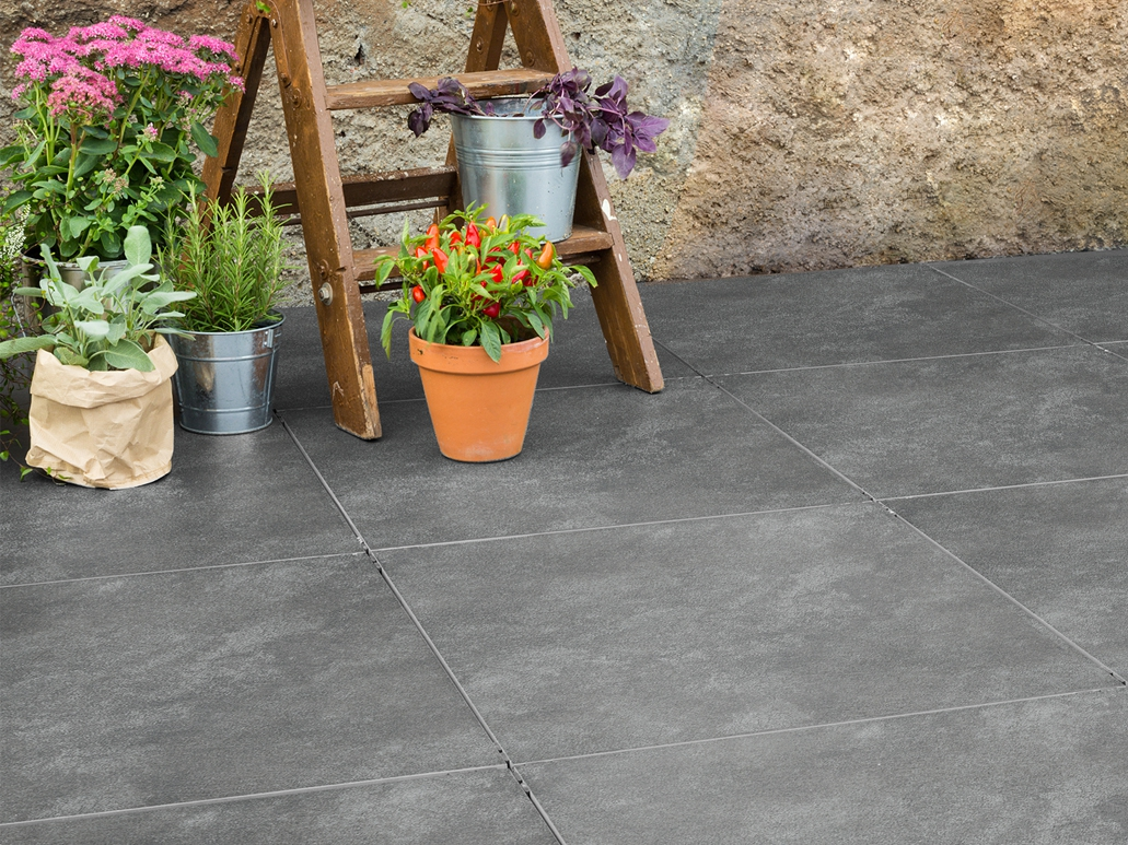 Promotion carrelage sol terrasse At